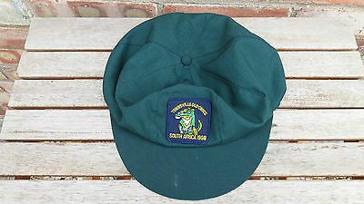 South  Africa Cricket Player Cap  Townsville Old Crocks 1998 Xl