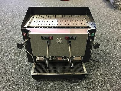 Spinel Due Lux Commercial Pod Coffee Machine