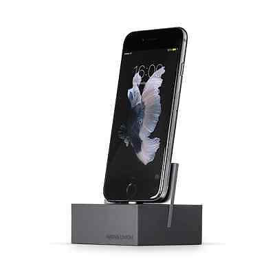 Native Union DOCK for iPhone or iPad - Weighted Charging Dock for iPhone or iPad