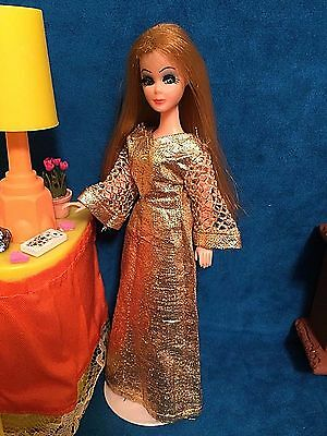 Topper Dawn Doll Outfit Glimmer Glamour Gown Clothing Only