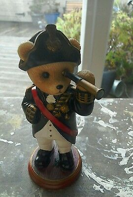 The Hamilton Collection Collectable Bear Nelson