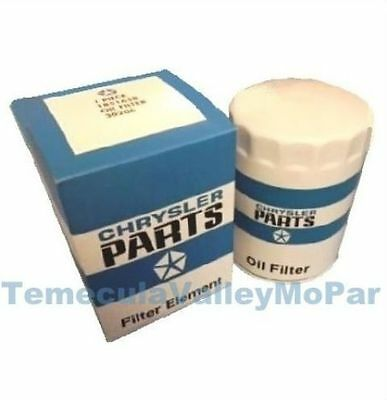 MoPar OE-Style Oil Filter for 1970-1974 E-Body