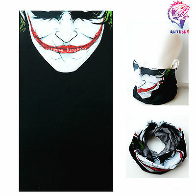 Biker Hood joker Face Mask Motorcycle Ski Balaclava CS Sport Helmet The Joker F
