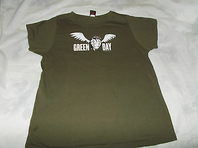 "Green Day ""  ,   Graphic Tee     [ M  ]"