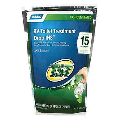 Camco 40264 TST Drop-Ins Holding Tank Treatment - 15 pack