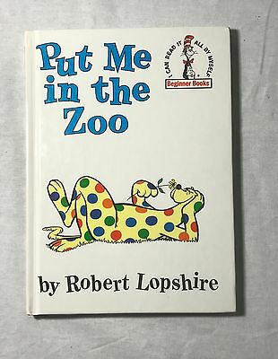 Put Me In The Zoo - Dr. Seuss