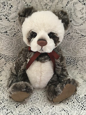 """Dick * Charlie Bears 2016 Plush  * 11"""" New With Tags"""