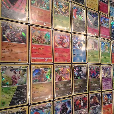 25 Pokemon cards lot; 5 Reverse Holos/Foils from recent sets GUARANTEED!