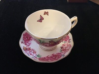 Royal English breakfast Tea Set/ Cup And Saucer/ white