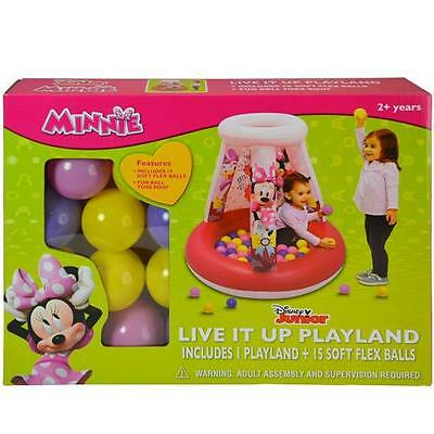 Minnie Ball Pit with 15 balls
