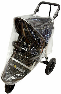 Raincover Compatible with Phil And Teds Navigator Classic Dot Pushchair (142)