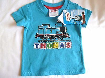~~  NWT  Thomas The Tank Engine T.Shirt Sz.000  ~~