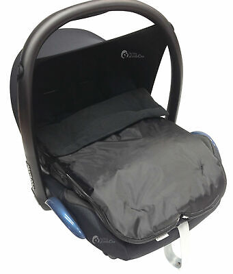 Car Seat  Footmuff / Cosy Toes Compatible with Hauck Light Blue