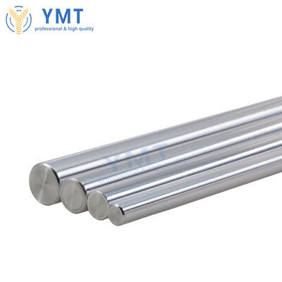 Dia 8mm Shaft Hardened Rod Linear Motion CNC Steel Guideway Guide For 3D Printe