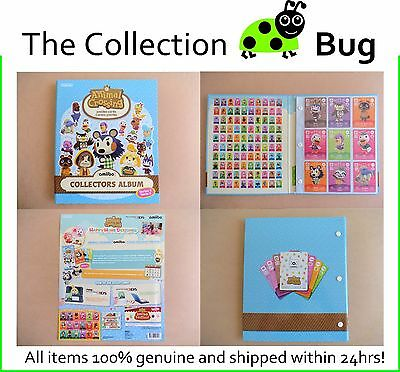 Animal Crossing amiibo Series 3 : Complete Set of all 100 Cards and Album!