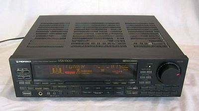 Pioneer VSX-5300 Stereo Receiver 100 Watts Dolby Surround Near Mint works Great