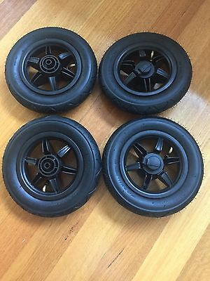 Mountain Buggy Duet Wheels. Brand New