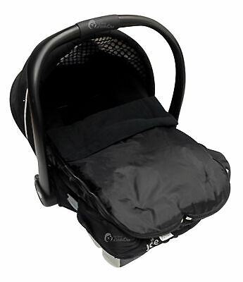 Car Seat  Footmuff / Cosy Toes Compatible with Joie Black