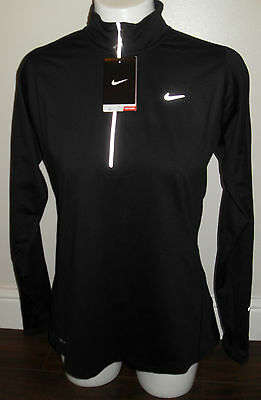 Nike Element Thermal 1/2 Zip Top Womens Size Large