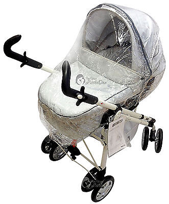Raincover Compatible With Babystyle S3D Carrycot