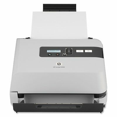 HP Scanjet 5000 S1 High speed A4 Colour duplex network document scanner  L2751A