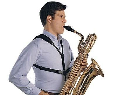 Neotech Soft Saxophone Harness - Regular Swivel Hook