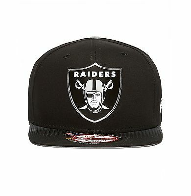 New Era 9Fifty Draft Raiders Cap Mens One Size Adjustable
