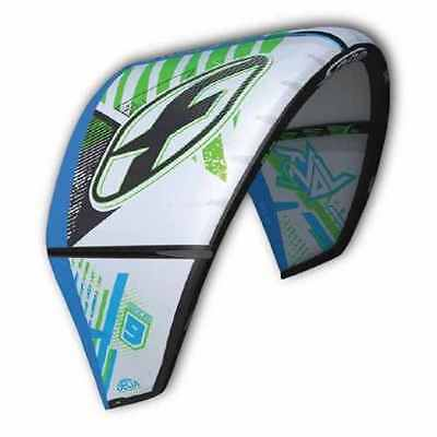 F-One Volt 2 9m Complete with Bar and Lines Kitesurfing Kite