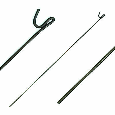 1.25m METAL STEEL FENCING PINS ROAD PIN STAKES POSTS  x 40 for Temporary Fencing