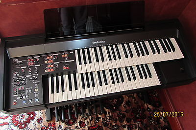 Technics Ex-10 L  Organ