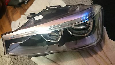 BMW F25 X3 facelift Scheinwerfer voll LED adaptiver links headlight  740002903LL