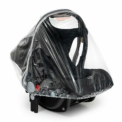 Raincover Compatible with Maxi Cosi Cabrio Fix Car Seat 228 Ventilated