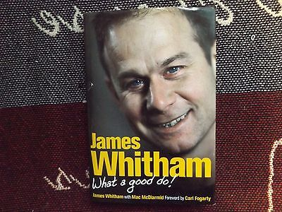 James Whitham - What A Good Do! - Hb Dj 2008 Book