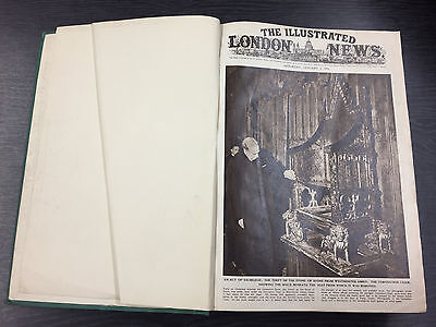 RARE Illustrated London News (Bound) Vol. 218 January-June 1951