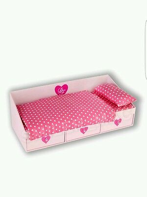 Chad Valley DesignaFriend Doll Day Bed Accessory