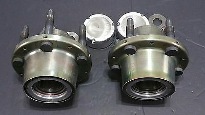 RacPac Front Hubs Timken Bearings  Stock Car Products  Speedway Eng.