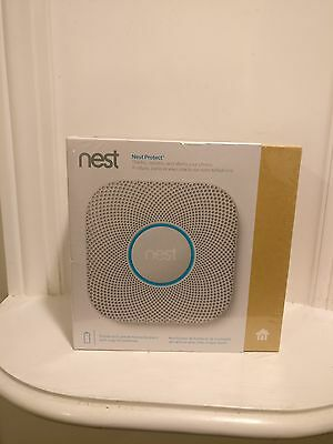 Nest Protect: 2nd Gen Smoke + CO Alarm