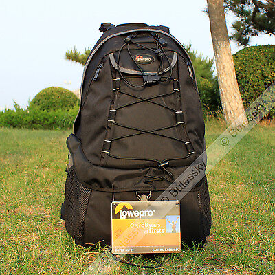 New Lowepro Rover AW II DSLR Camera Photo Bag Backpack Case & All Weather Cover