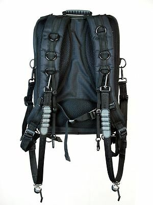 Sun-Sniper Strap ROTABALL TPH Triple-Press-Harness Gurt Rucksack ! SSN-RB-TPHB