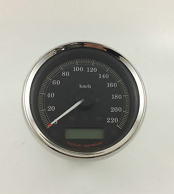 Harley Davidson Dyna Softail Touring Glide CAN-BUS Tacho speedometer 70900370A