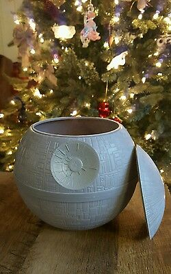 Rogue One: A Star Wars Story Death Star Popcorn Bucket Rare Collectors Item