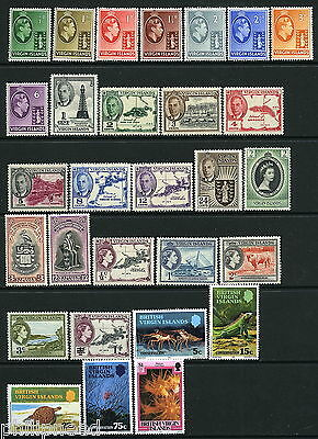 Virgin Islands Small Mint Collection from Old Albums [P236