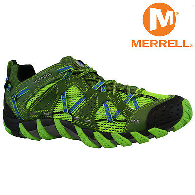 Mens Merrell Waterpro Maipo Vibram Outdoor Hiking Trail Walking Trainers Boots