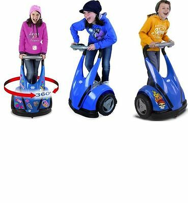 Feber Dareway 360 12V Stand Up Ride On ~ NEW Ages 6+ Immediate Ship!