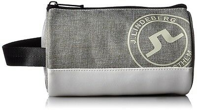 New J.LINDEBERG Round Pouch JL-912RP From Japan