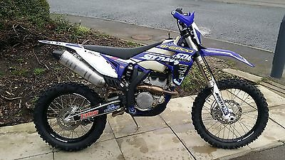 Sherco Sef 250  Six Days  2015 Road Registered Exc Drz Klx Ec