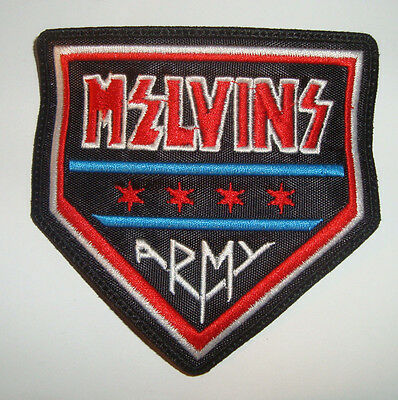 MELVINS ARMY - LOGO Embroidered PATCH
