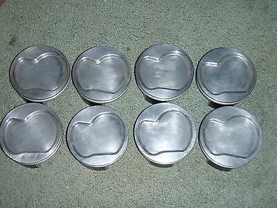 Mahle Ford Gas Ported Pistons