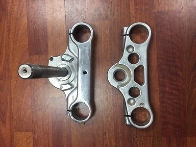 Harley Davidson Dyna Fxdb Top And Bottom Triple Trees