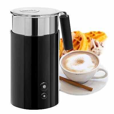 Secura Automatic Electric Milk Frother & Warmer (425ml) MF-020, Cappuccino Latte